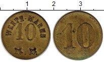 Изображение Монеты Европа Германия 10 марок 0 Латунь XF