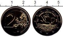 Изображение Монеты Португалия 2 евро 2011 Биметалл UNC-