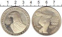 Изображение Монеты Северная Америка США 1 доллар 1983 Серебро Proof-