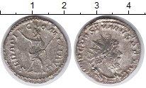 Изображение Монеты Древний Рим 1 антониниан 0 Серебро UNC-