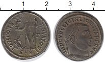 Изображение Монеты Древний Рим 1 фоллис 0 Биллон XF