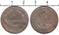 Изображение Монеты Россия 1881 – 1894 Александр III 1 марка 1892 Серебро VF