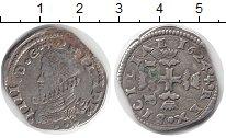 Изображение Монеты Сицилия 3 тари 1624 Серебро VF Филипп IV
