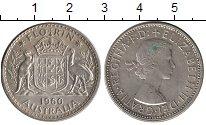 Изображение Монеты Австралия и Океания Австралия 1 флорин 1960 Серебро XF