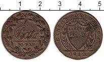 Изображение Монеты Швейцария Вауд 1 батзен 1810 Серебро VF