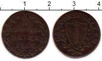 Изображение Монеты Германия Сант-Галлен 1/2 батзена 1808 Серебро VF