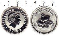 Изображение Монеты Австралия 50 центов 2003 Серебро Proof