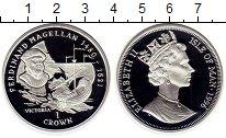 Изображение Монеты Великобритания Остров Мэн 1 крона 1996 Серебро Proof