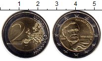 Изображение Монеты Европа Германия 2 евро 2018 Биметалл UNC-