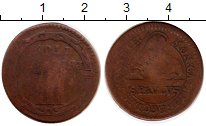 Изображение Монеты Германия Мюнстер 3 пфеннига 1739 Медь VF