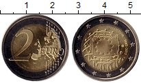 Изображение Монеты Литва 2 евро 2015 Биметалл UNC
