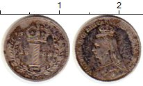 Изображение Монеты Европа Великобритания 1 пенни 1888 Серебро XF