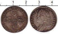 Изображение Монеты Европа Великобритания 6 пенсов 1757 Серебро XF