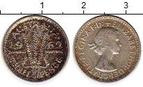 Изображение Монеты Австралия 3 пенса 1962 Серебро XF