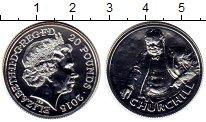 Изображение Монеты Европа Великобритания 20 фунтов 2015 Серебро BUNC