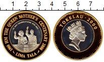 Изображение Монеты Новая Зеландия Токелау 5 тала 2000 Серебро Proof