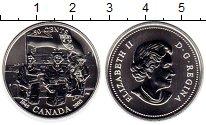 Изображение Монеты Канада 50 центов 2005 Серебро UNC