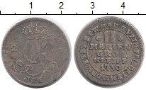 Изображение Монеты Германия Восточная Фризия 2 марьенгроша 1730 Серебро VF