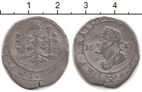 Изображение Монеты Германия Безансон 2 гроша 1623 Серебро VF