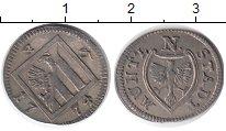 Изображение Монеты Нюрнберг 4 пфеннига 1774 Серебро XF