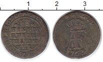 Изображение Монеты Германия Померания 1/48 талера 1763 Серебро VF