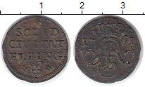 Изображение Монеты Пруссия 1 солид 1761 Медь VF