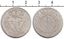 Изображение Монеты Пруссия 1/12 талера 1725 Серебро VF