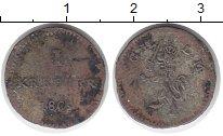 Изображение Монеты Гессен-Дармштадт 1 крейцер 1809 Серебро VF