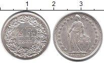 Изображение Монеты Швейцария 1/2 франка 1881 Серебро XF