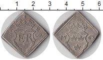 Изображение Монеты Швеция 8 эре 1563 Серебро XF