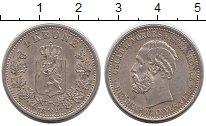 Изображение Монеты Европа Норвегия 1 крона 1897 Серебро XF
