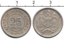 Изображение Монеты Великобритания Борнео 25 центов 1929 Серебро XF