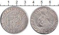 Изображение Монеты Европа Австрия 1/2 талера 1566 Серебро VF