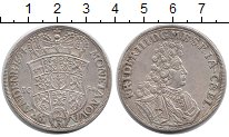 Изображение Монеты Германия Бранденбург 2/3 талера 1694 Серебро XF