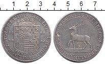 Изображение Монеты Германия Штольберг 2/3 талера 1793 Серебро XF