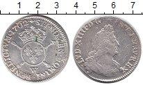 Изображение Монеты Европа Франция 1/2 экю 1702 Серебро XF