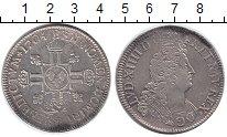 Изображение Монеты Франция 1 экю 1704 Серебро VF Людовик XIV