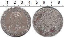 Изображение Монеты Франция 1 экю 1726 Серебро VF Людовик XV