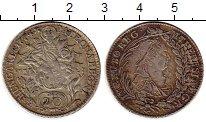 Изображение Монеты Европа Венгрия 20 крейцеров 1774 Серебро VF