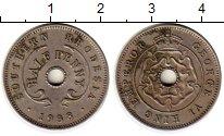 Изображение Монеты Родезия 1/2 пенни 1938 Медно-никель XF