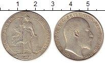 Изображение Монеты Европа Великобритания 2 шиллинга 1909 Серебро VF
