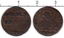 Изображение Монеты Италия Парма 5 сольди 1798 Серебро VF