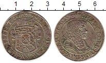 Изображение Монеты Германия Саксония 1/3 талера 1763 Серебро VF