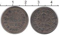 Изображение Монеты Страссбург 2 соля 1682 Серебро VF