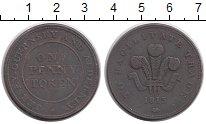 Изображение Монеты Гернси 1 пенни 1813 Медь XF