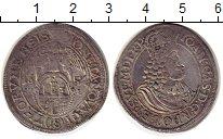 Изображение Монеты Польша Речь Посполита 18 грошей 1654 Серебро XF