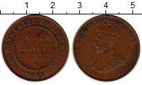 Изображение Монеты Австралия и Океания Австралия 1/2 пенни 1936 Медь XF