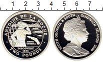 Изображение Монеты Сендвичевы острова 2 фунта 2000 Серебро Proof