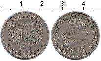 Изображение Монеты Португалия 50 сентаво 1964 Медно-никель XF