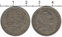 Изображение Монеты Европа Португалия 50 сентаво 1967 Медно-никель XF